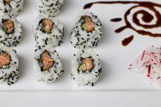 Free Cuisine, Sushi, Food, Japanese Cuisine Royalty Free Stock Image - 131684616