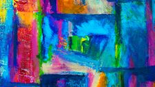Free Photo Of Abstract Painting Royalty Free Stock Image - 131720126