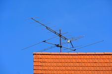 Free Sky, Television Antenna, Technology, Antenna Stock Images - 131753764