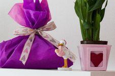 Free Flower, Purple, Gift, Flowering Plant Royalty Free Stock Photo - 131753825