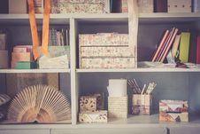 Free Shelving, Shelf, Room, Furniture Stock Photography - 131754162