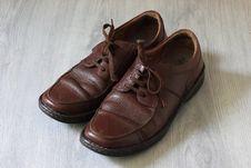 Free Footwear, Shoe, Brown, Oxford Shoe Stock Photos - 131754223