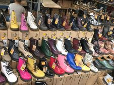 Free Footwear, Shoe Store, Shoe, Outdoor Shoe Stock Images - 131754234