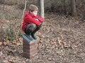 Free A Boy Royalty Free Stock Photos - 1329088
