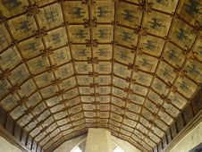 Free Eagle Roof Norwich Royalty Free Stock Photography - 1320807