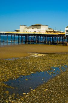 Free Pier And Landscape Royalty Free Stock Photos - 1320898