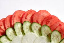Free Salad Royalty Free Stock Photography - 1321947