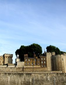 Free The Tower Of London 14 Stock Photography - 1322342