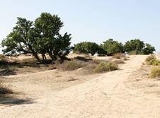 Free Desert Frontier Royalty Free Stock Photos - 1322428