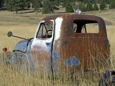 Free The Old Rusty Truck 1 Stock Photos - 1322613