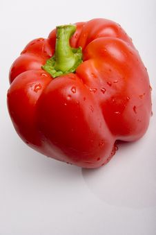 Free Red Pepper Royalty Free Stock Photography - 1322617