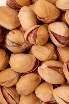 Pistachios 2 Stock Photography