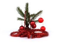 Free Christmas Decoration Royalty Free Stock Photography - 1323467
