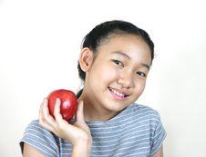 Free Asian Girl (series) Royalty Free Stock Photo - 1325695