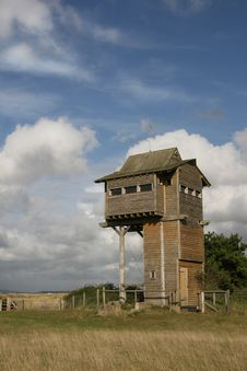 Free Watch Tower Royalty Free Stock Image - 1326246