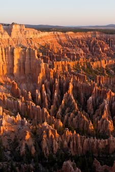 Free Bryce Point Sunrise Royalty Free Stock Photography - 1326317