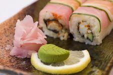 Free Sushi Stock Photos - 1326703