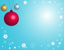Free Christmas Vector Royalty Free Stock Photo - 1327265