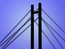 Free Bridge Detail Stock Image - 1327611