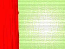 Free Red Color Screen Stock Photos - 1327653