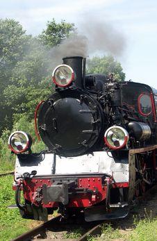 Full Steam Ahead Stock Photos