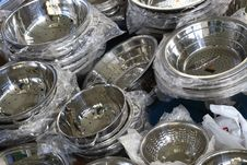 Free Steel Pans Royalty Free Stock Images - 1328869