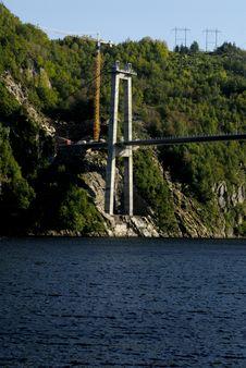 Free Viaduct Construction Stock Photos - 1329223