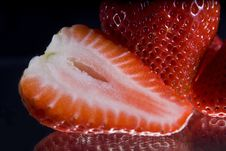 Free Ripe Strawberries Stock Images - 13206684