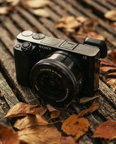 Free Close-Up Photo Of Digital Camera Stock Images - 132036554