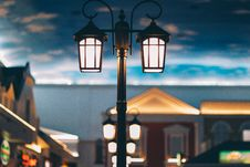 Free Close-Up Photo Of Street Lamps Royalty Free Stock Image - 132036806