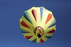 Free Hot Air Balloon, Hot Air Ballooning, Yellow, Parachuting Royalty Free Stock Images - 132087559