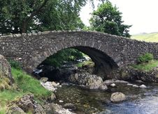 Free Arch Bridge, Bridge, Watercourse, Devil S Bridge Royalty Free Stock Photo - 132087585
