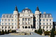 Free Château, Classical Architecture, Landmark, Building Stock Images - 132087614
