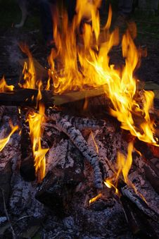 Free Fire, Flame, Campfire, Heat Royalty Free Stock Photo - 132087745