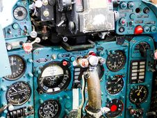 Free Cockpit, Electronics Royalty Free Stock Photo - 132087755