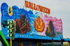 Free Amusement Park, Landmark, Fair, Advertising Stock Photo - 132087860