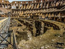 Free Ruins, Ancient History, Tourist Attraction, History Royalty Free Stock Photo - 132088005