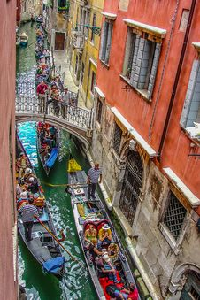 Free Waterway, Water Transportation, Water, Canal Stock Image - 132088161