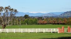 Free Pasture, Grassland, Fence, Farm Royalty Free Stock Photo - 132088185