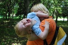 Free Fun, Grass, Child, Emotion Royalty Free Stock Images - 132088219