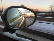 Free Reflection, Car, Motor Vehicle, Mode Of Transport Royalty Free Stock Photography - 132088287