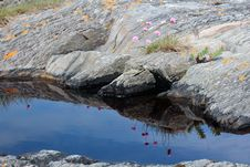 Free Reflection, Water, Rock, Geological Phenomenon Stock Photo - 132088390