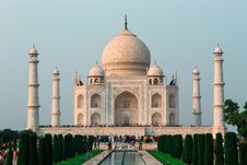 Free Taj Mahal, India Stock Image - 132106521