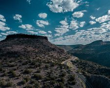 Free Mountain Road Stock Photography - 132106632