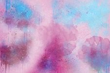 Free Sky, Pink, Watercolor Paint, Purple Stock Photography - 132187112