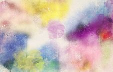 Free Sky, Watercolor Paint, Atmosphere, Purple Royalty Free Stock Images - 132187139