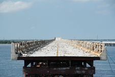 Free Pier, Bridge, Fixed Link, Sky Royalty Free Stock Images - 132187339