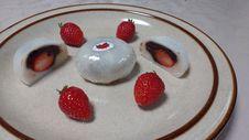 Free Dessert, Sweetness, Frozen Dessert, Panna Cotta Stock Images - 132188314