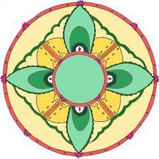 Free Green, Leaf, Flower, Circle Royalty Free Stock Photos - 132188448