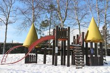 Free Snow, Public Space, Winter, Playground Stock Photo - 132189080